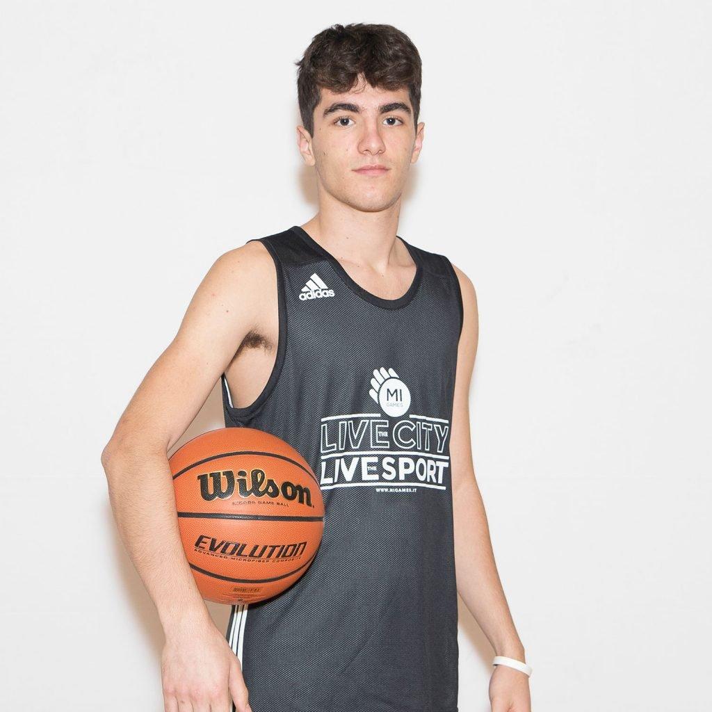 3 - Pallini Leonardo - Mi Games Basketball