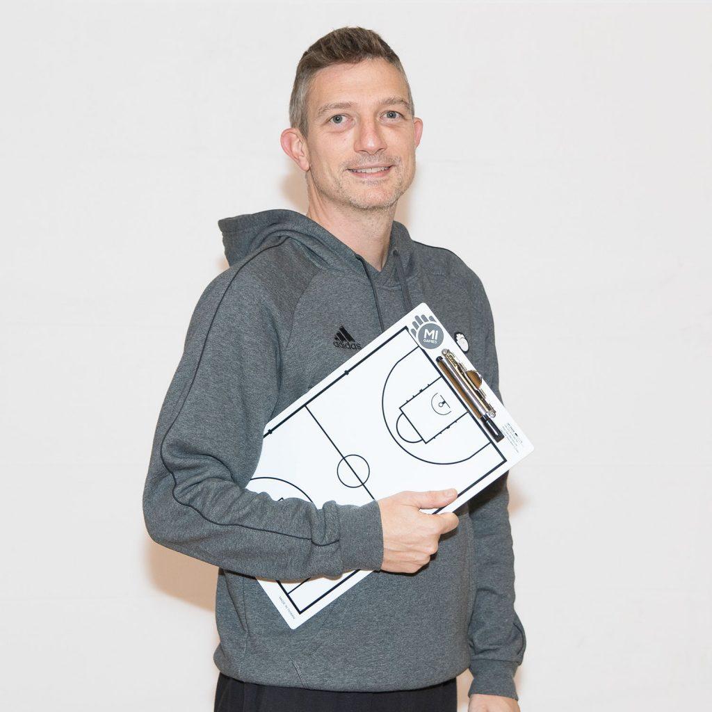 Stefano De Rivo - Coach - Mi games Basketball