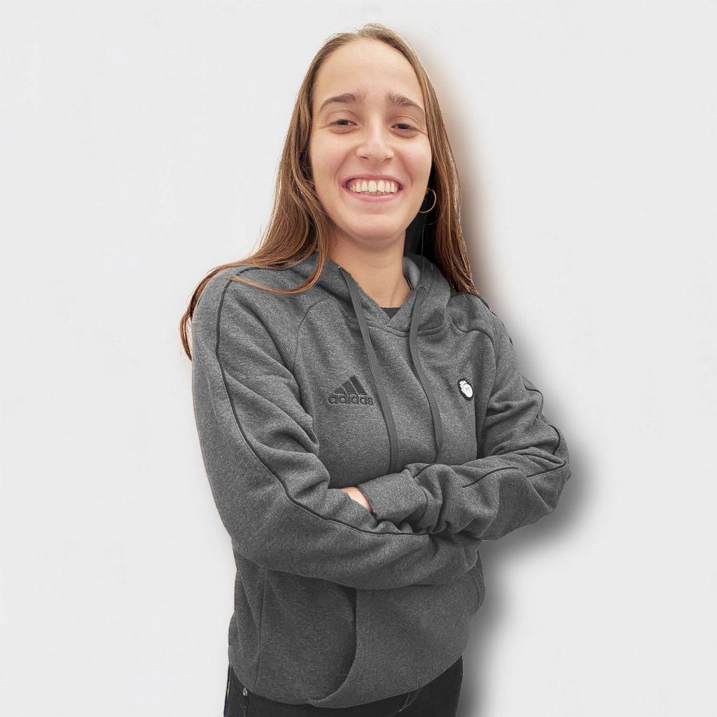 Dirigente - Federica Di Nardi - Mi Games Basketball