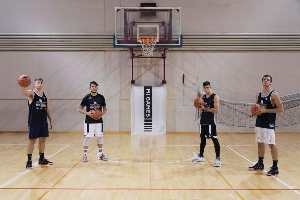 Mi Games Basketball