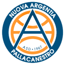 Logo Nuova Argentia Pallacanestro Gorgonzola