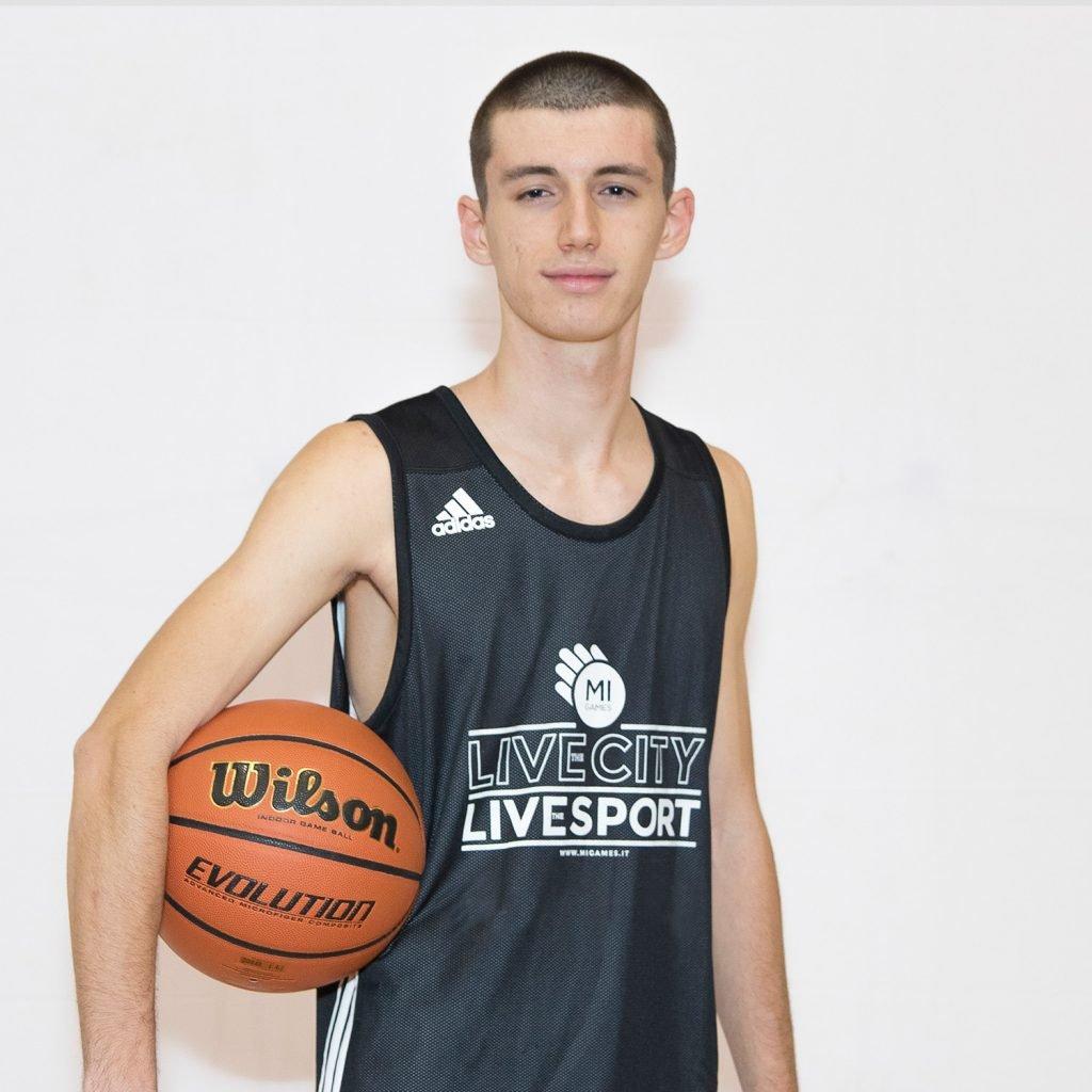 6 - Baroncini Pietro - Mi Games Basketball 2020/21